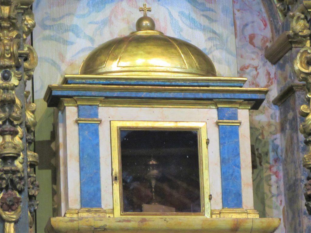 Ultreya Diocesana Navidad 2020, Prodigio Eucarístico