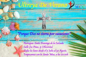 Ultreya De Verano 2021